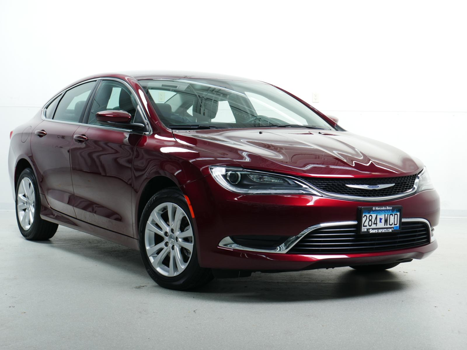 Chrysler 200: Maintenance schedules