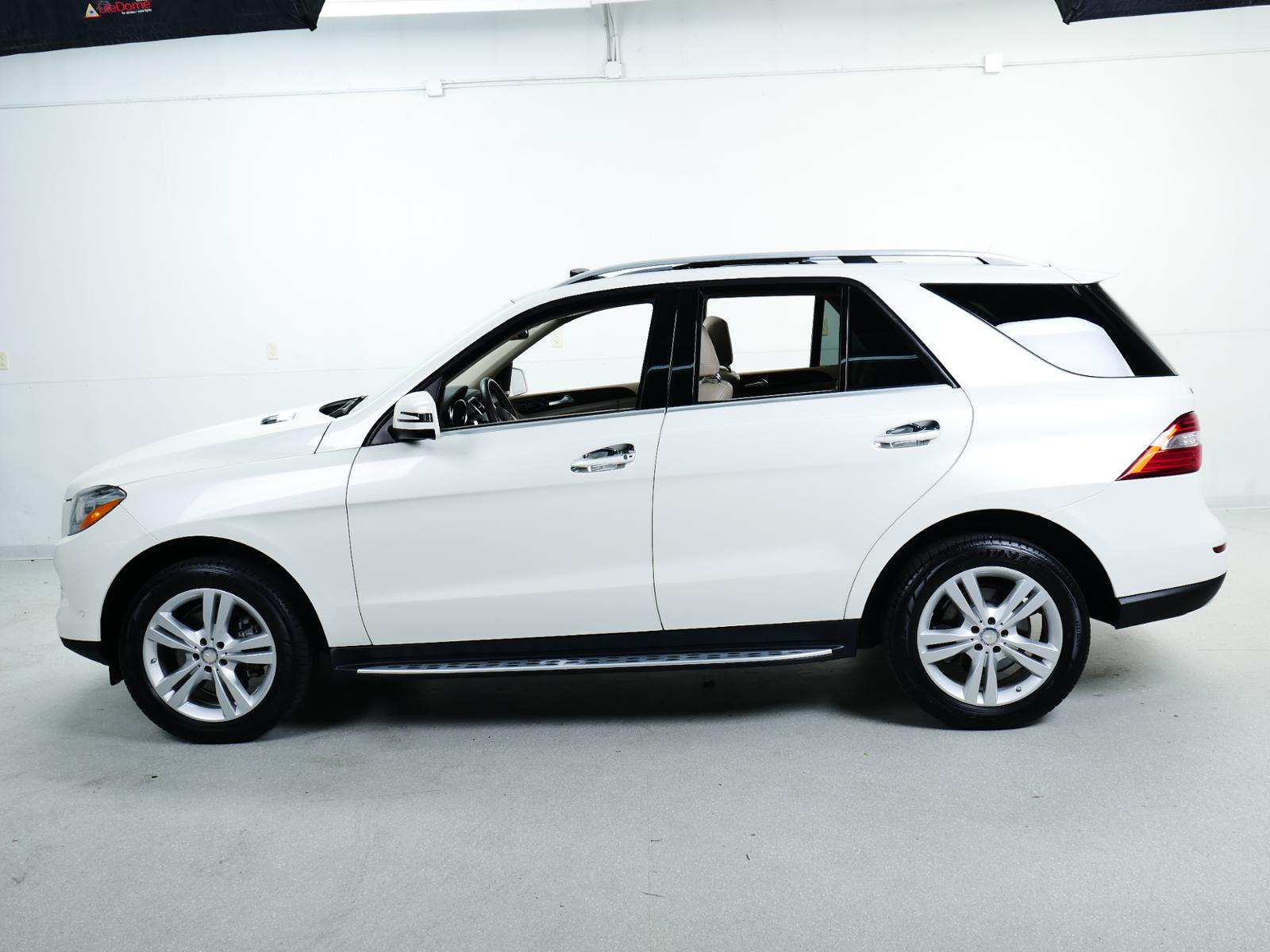 Pre-Owned 2013 Mercedes-Benz M-Class ML 350 AWD 4MATIC®