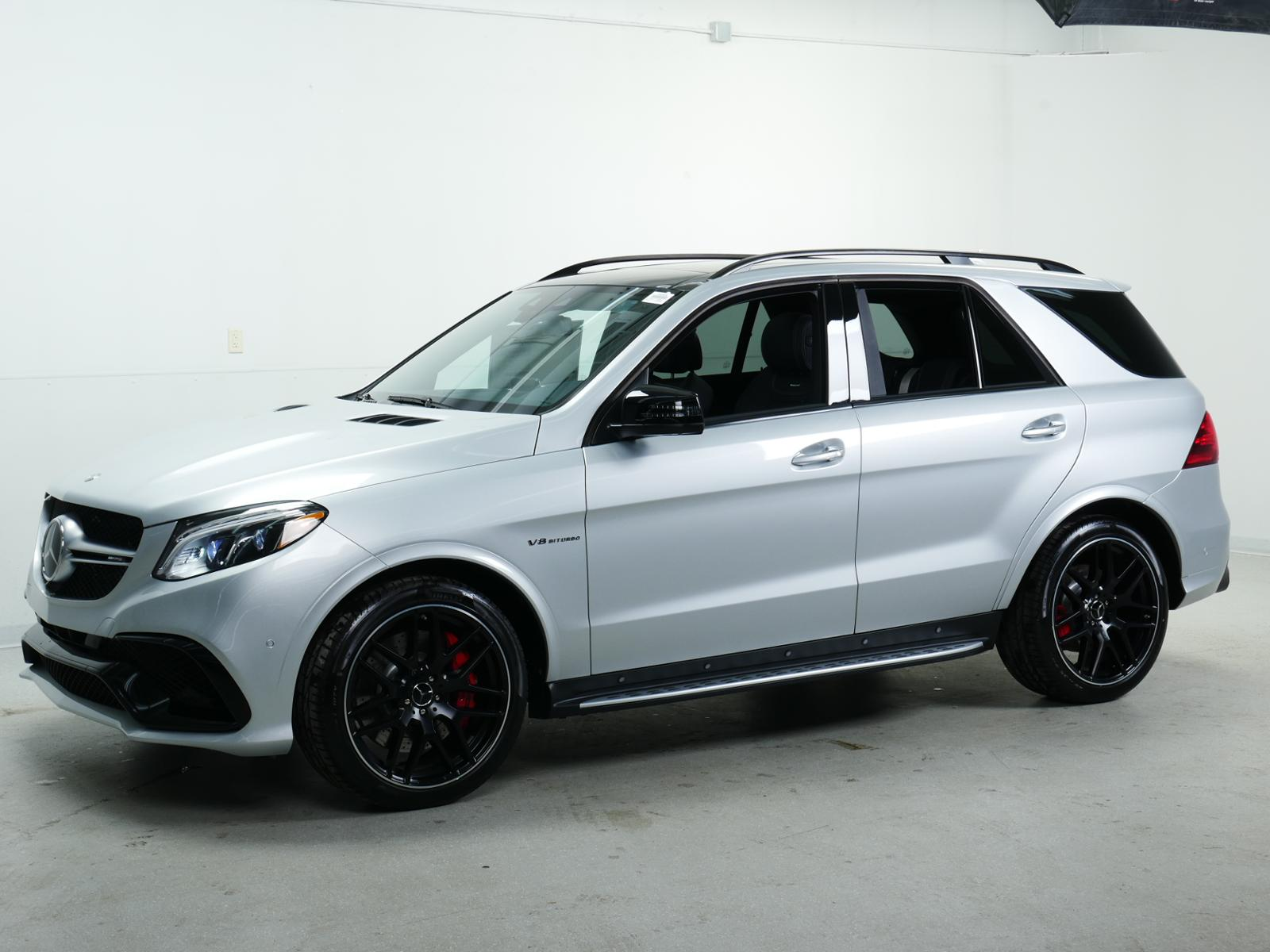 New 2019 Mercedes-Benz AMG® GLE 63 S SUV 4MATIC®