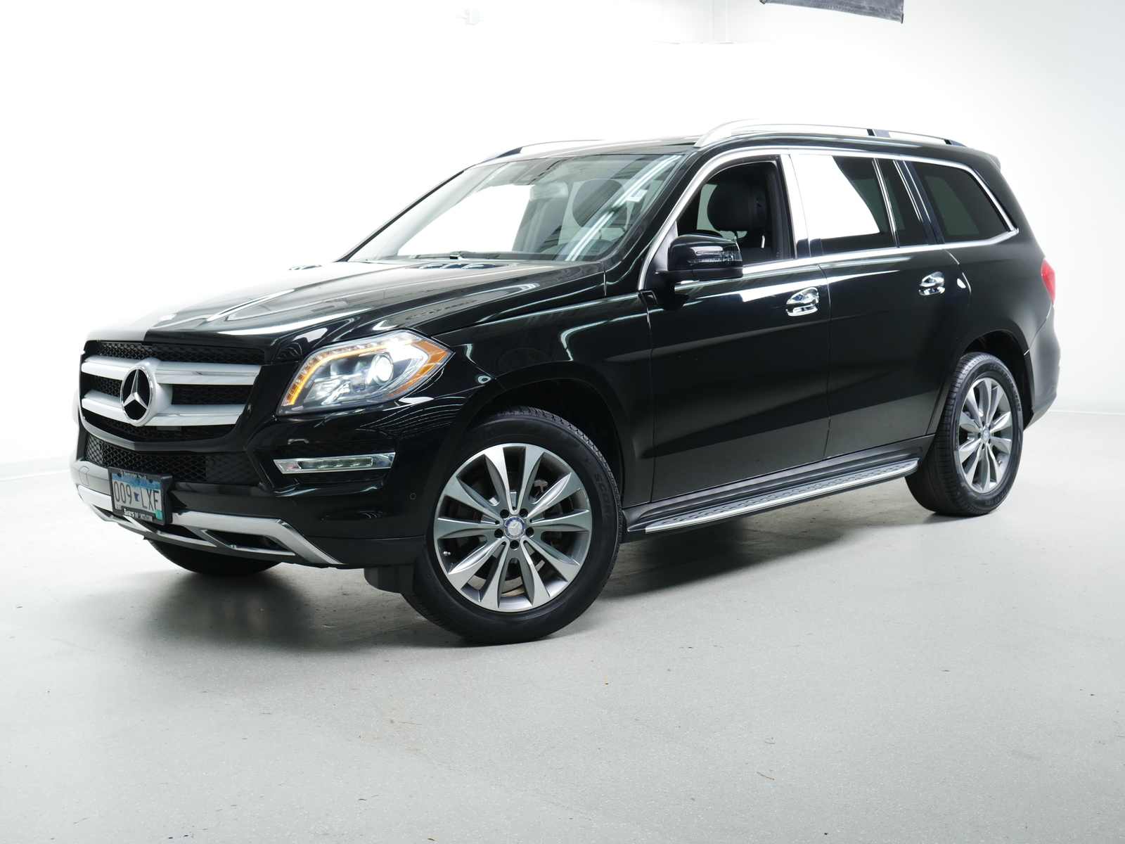 Pre-Owned 2014 Mercedes-Benz GL-Class