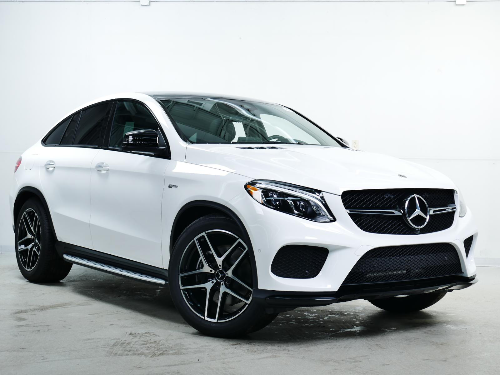 New 2019 Mercedes-Benz GLE AMG® GLE 43 Coupe Coupe in ...