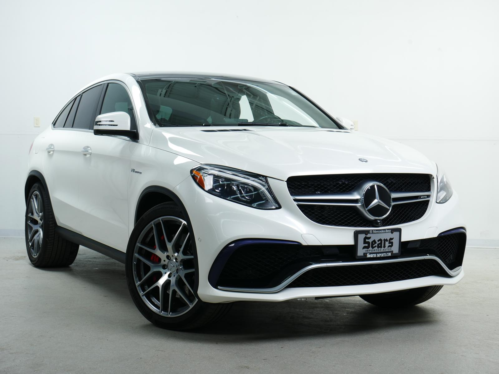 Pre Owned 2016 Mercedes Benz Gle Amg 63 S Coupe