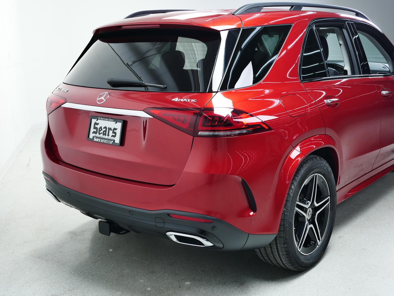 Pre-Owned 2020 Mercedes-Benz GLE GLE 450