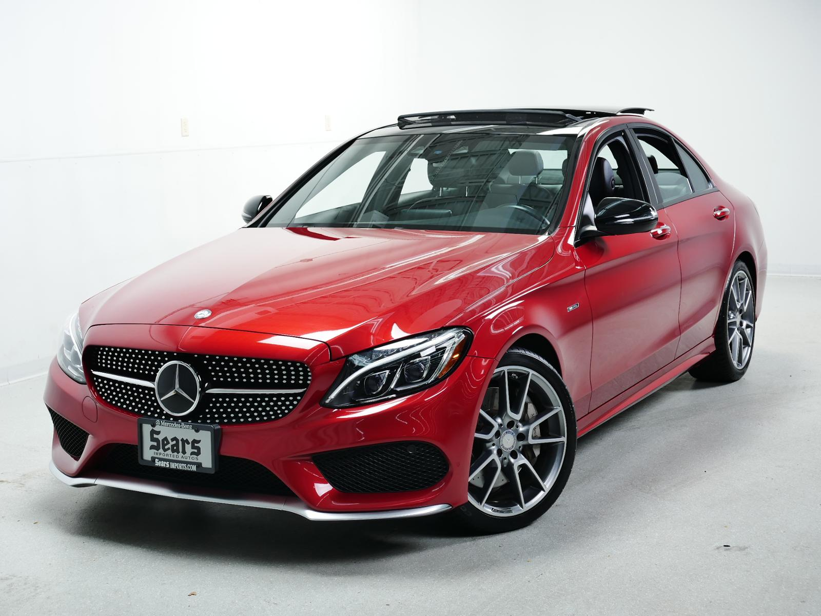 Pre-Owned 2016 Mercedes-Benz C-Class C 450