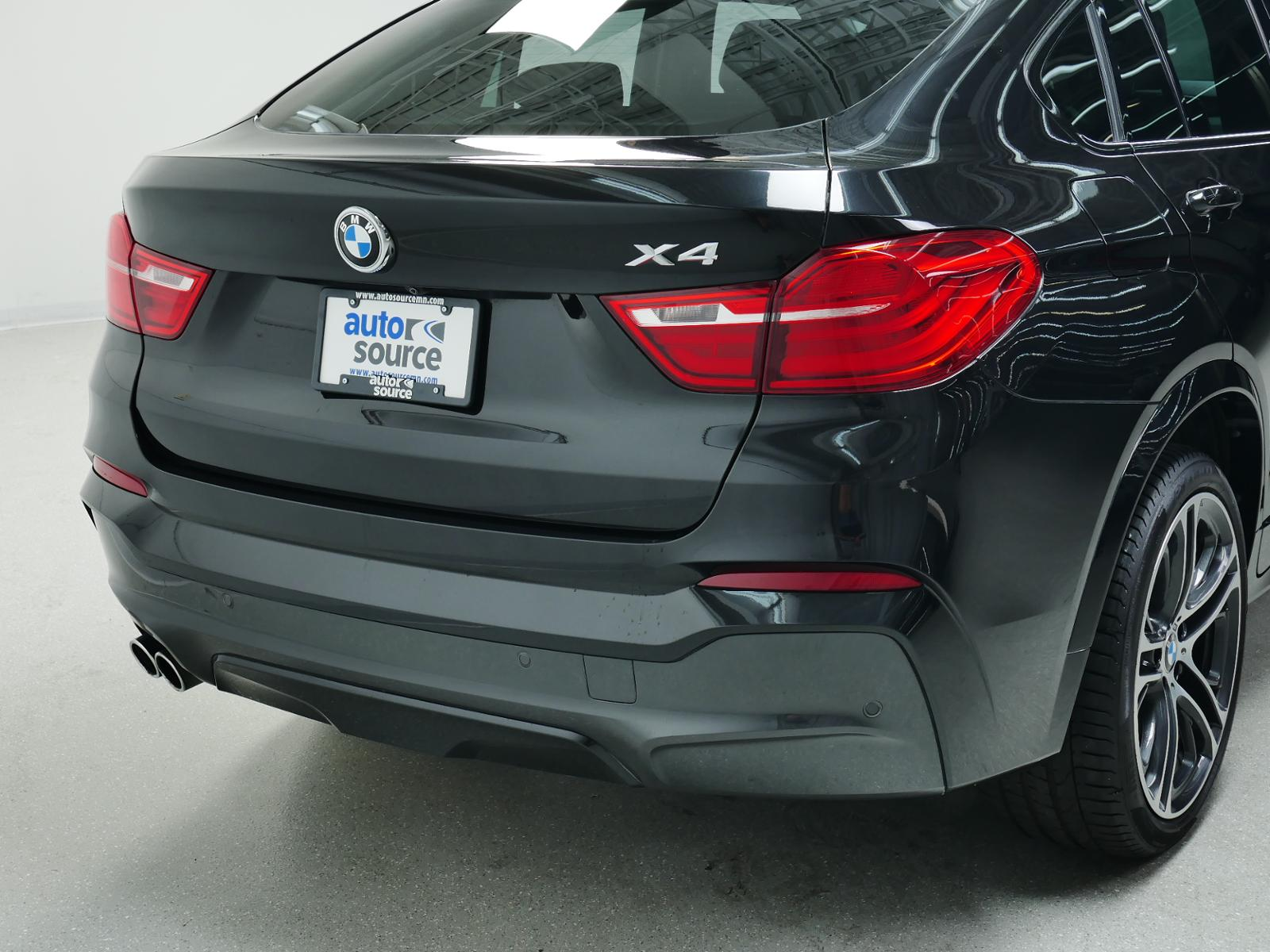Pre-Owned 2016 BMW X4 xDrive35i