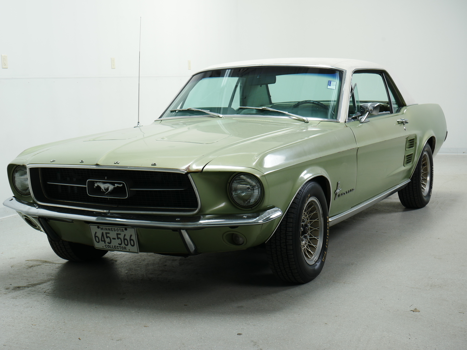 Pre-Owned 1967 Ford Mustang