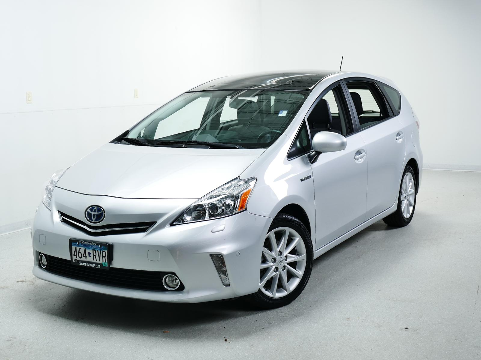 Pre-Owned 2014 Toyota Prius V Three