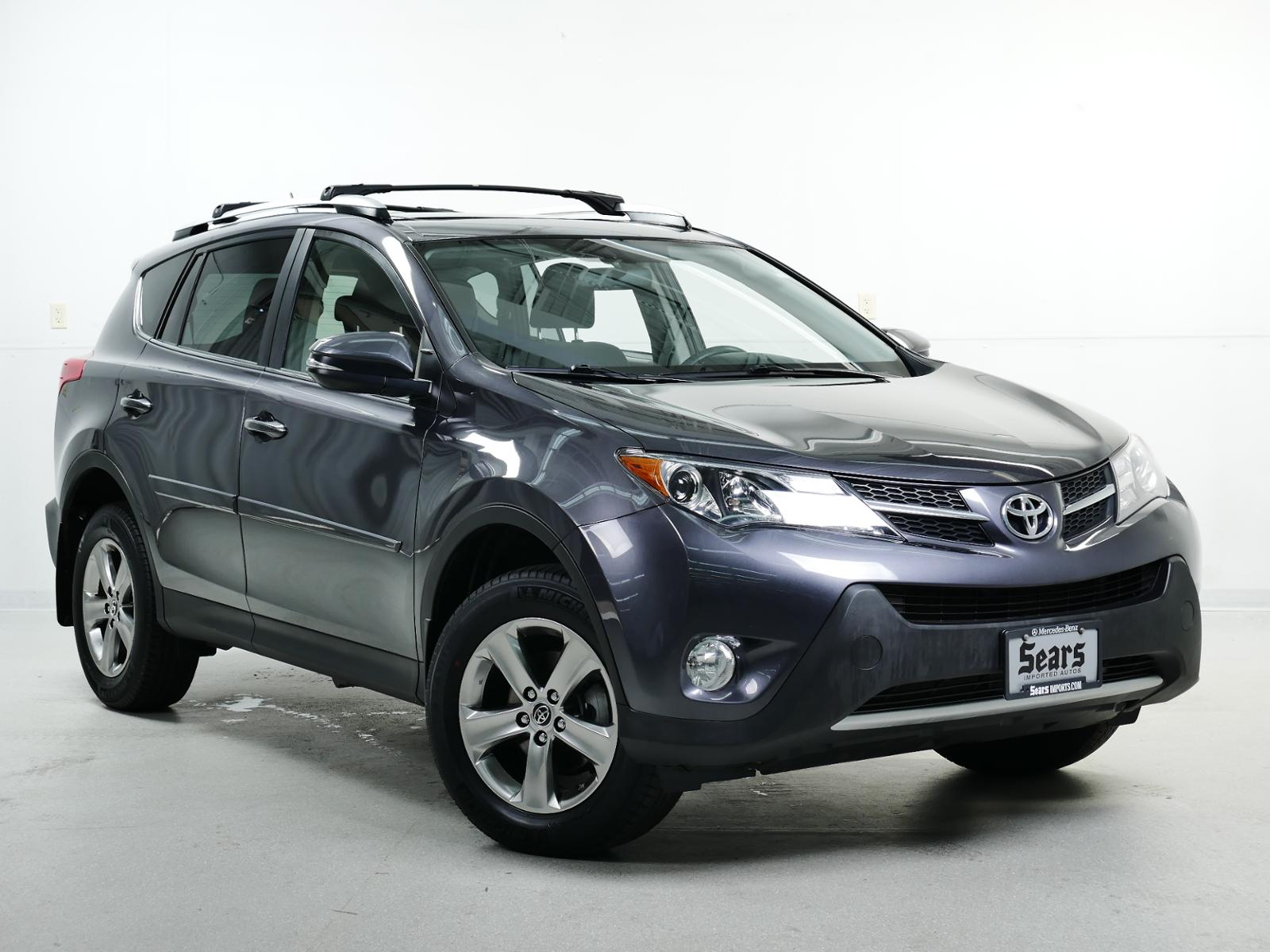 Pre-Owned 2015 Toyota RAV4 XLE