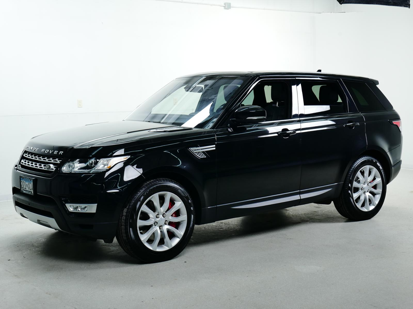 Pre-Owned 2016 Land Rover Range Rover Sport V8 Dynamic