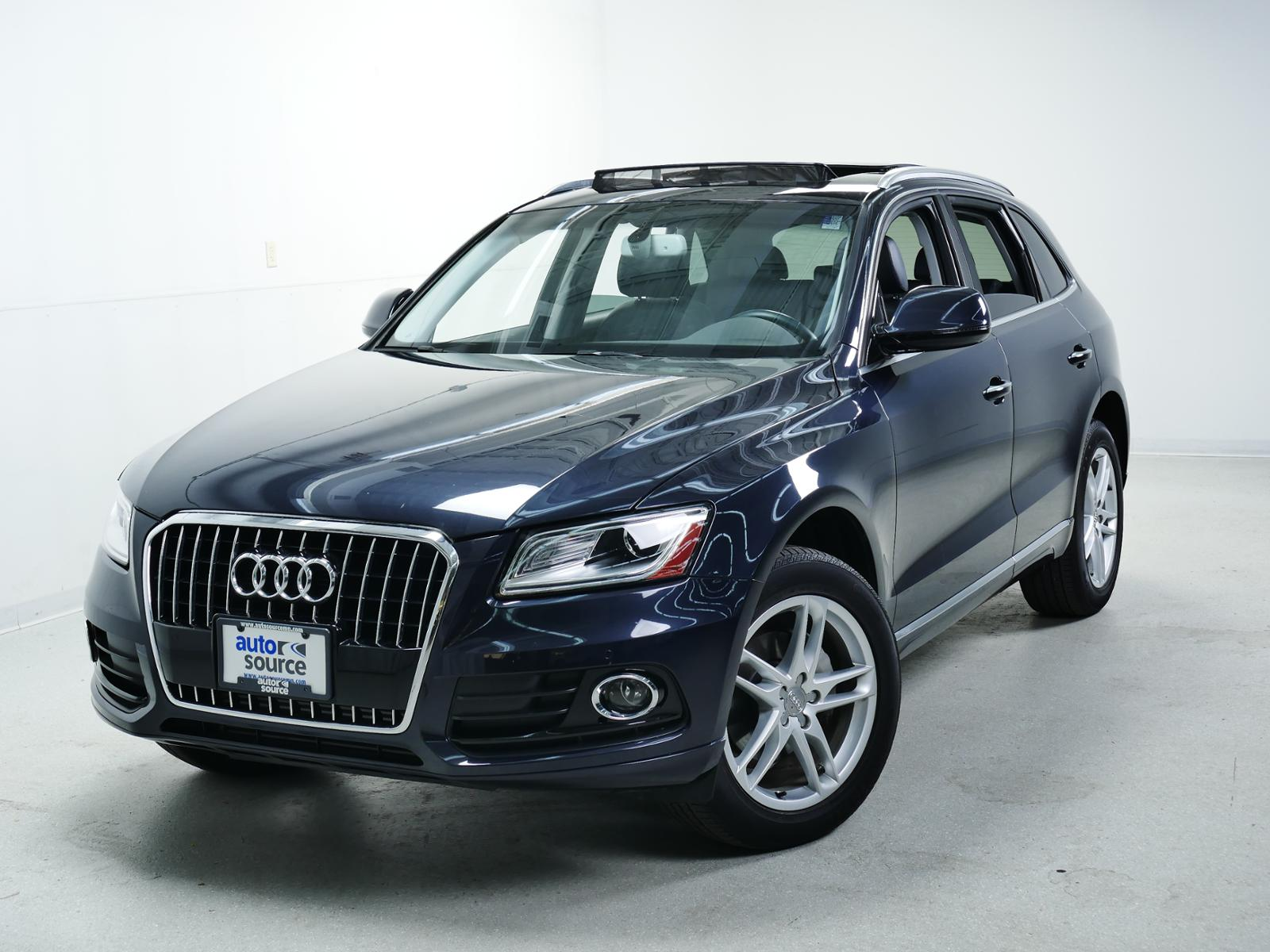 Pre-Owned 2017 Audi Q5 Premium Plus