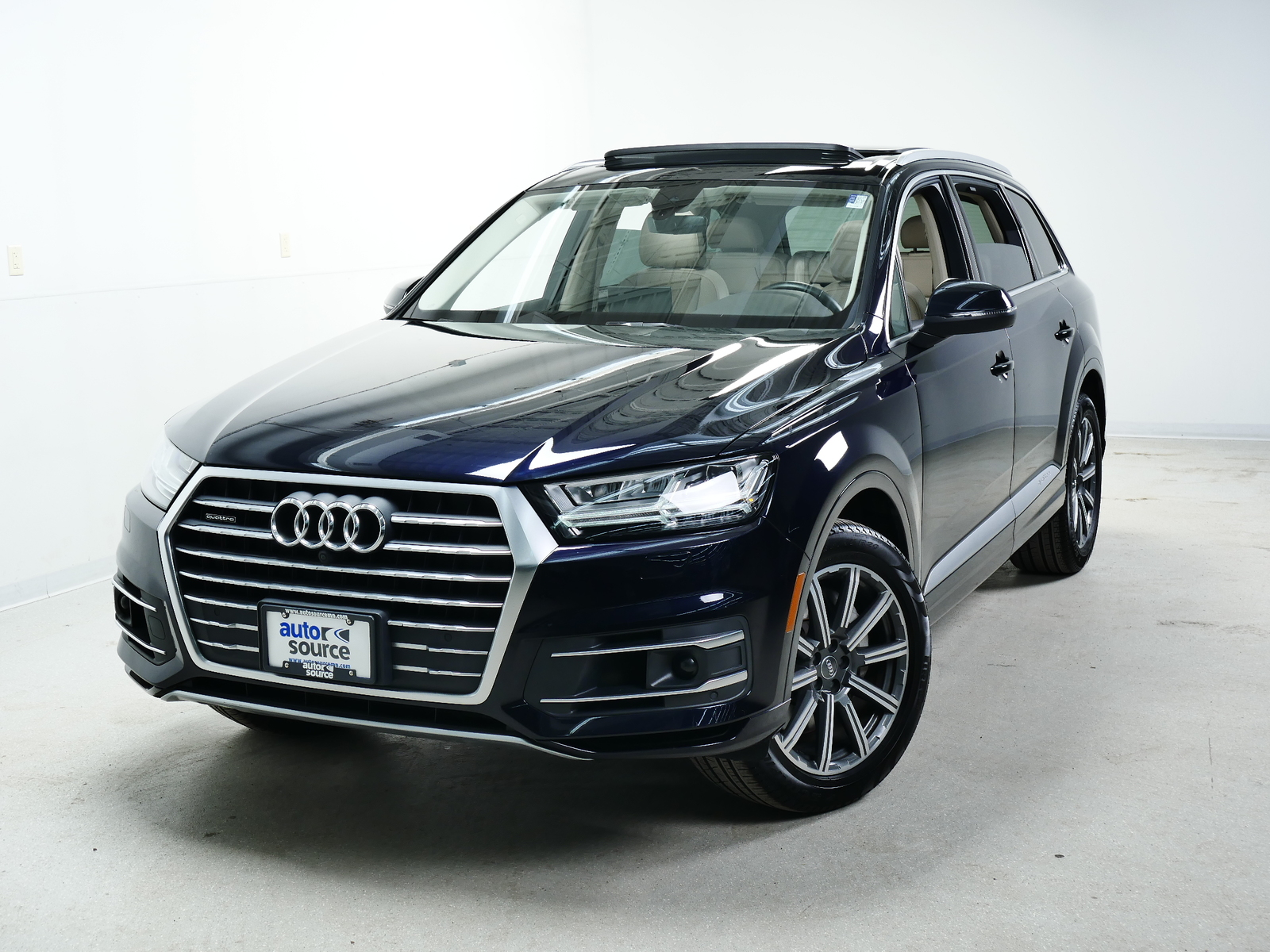 Pre-Owned 2017 Audi Q7 Premium Plus