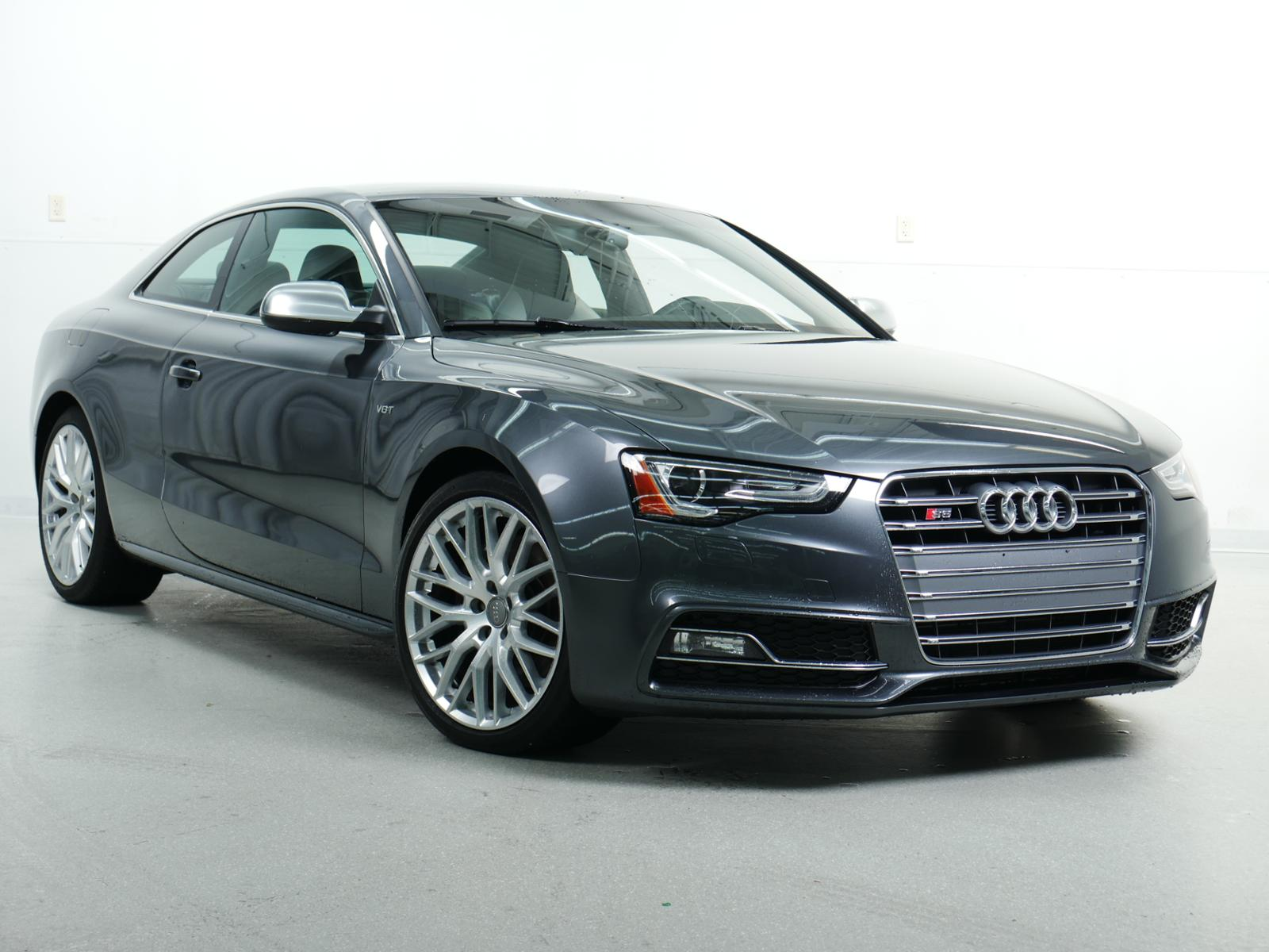 Pre Owned 2016 Audi S5 Premium Plus