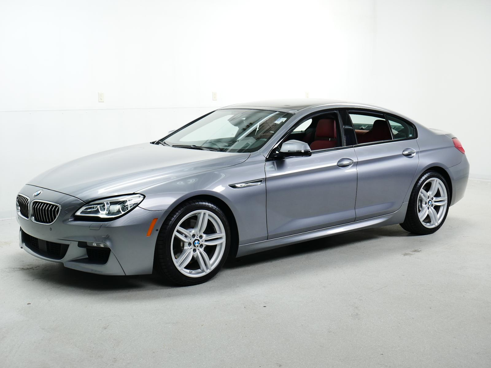 Pre-Owned 2016 BMW 6 Series 640i xDrive