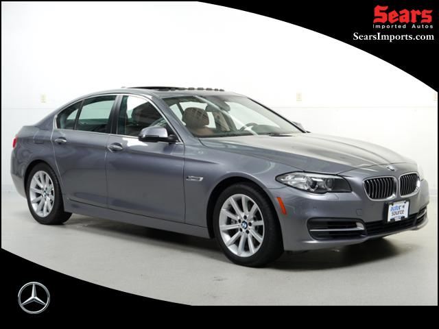 PreOwned 2014 BMW 5 Series 535d xDrive 4dr Car in Minnetonka