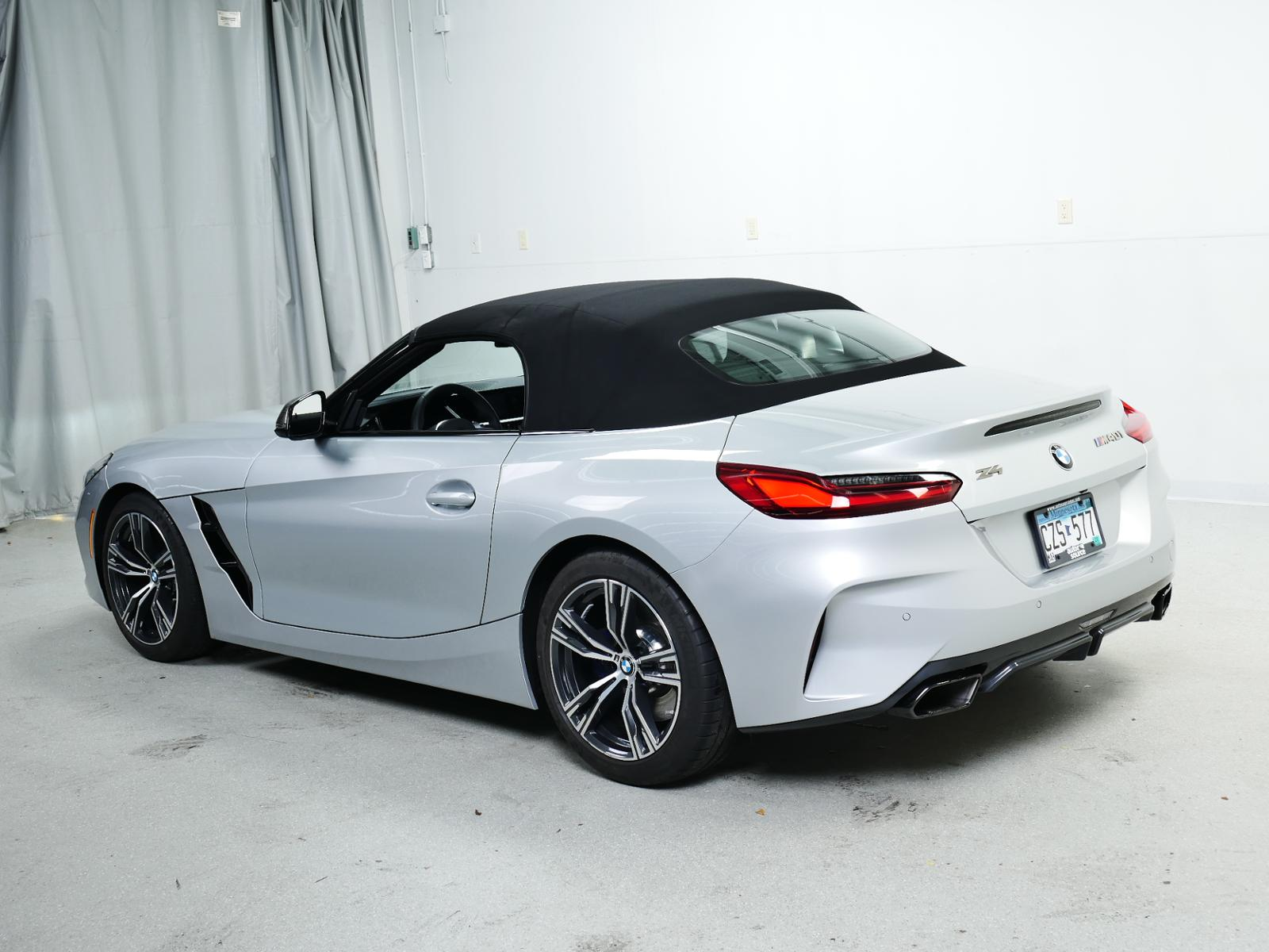 Pre-Owned 2020 BMW Z4 M40i