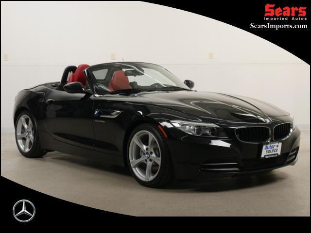 PreOwned 2014 BMW Z4 sDrive28i Convertible in Minnetonka 4536