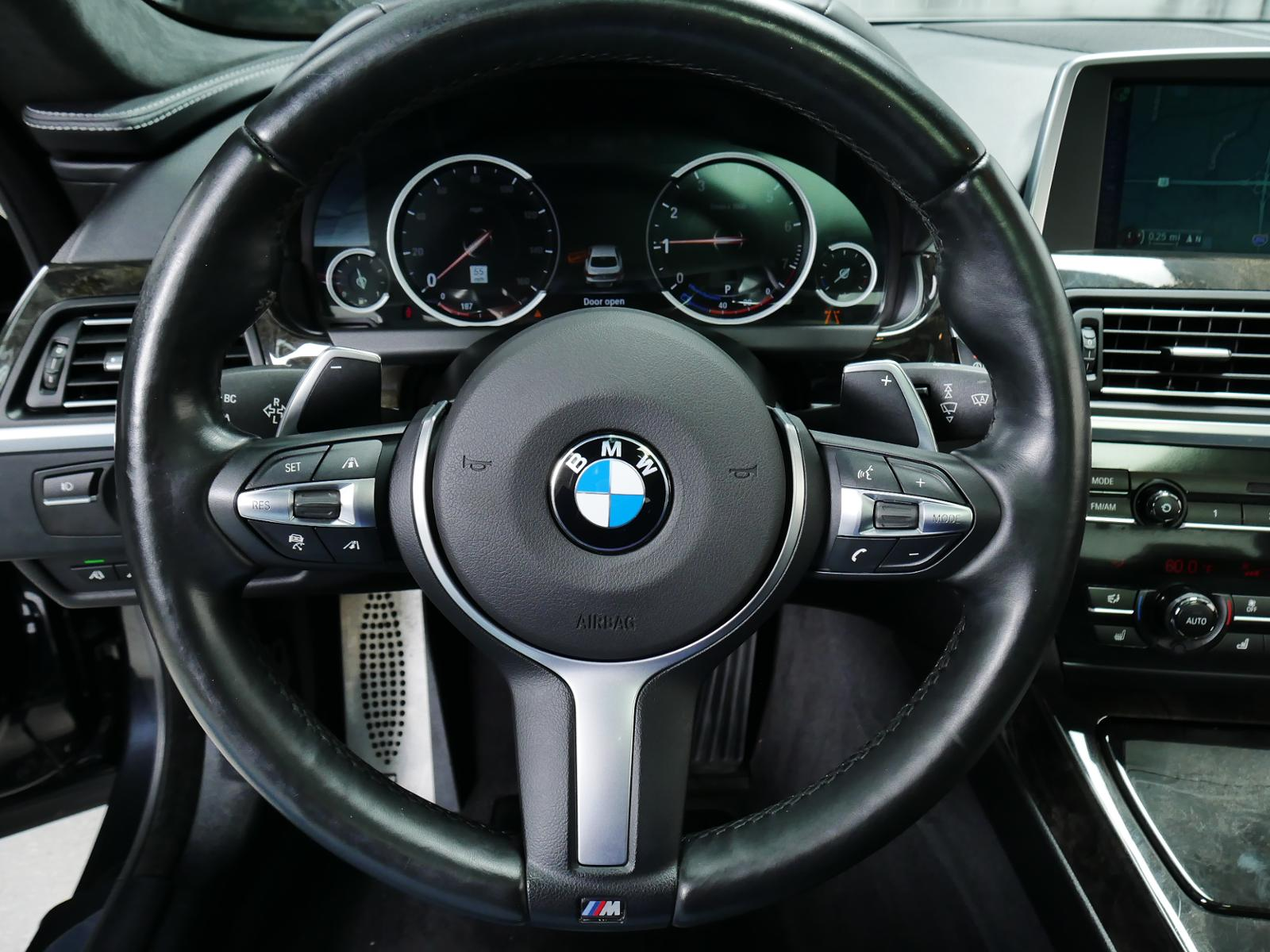 Pre-Owned 2015 BMW 6 Series 640i xDrive