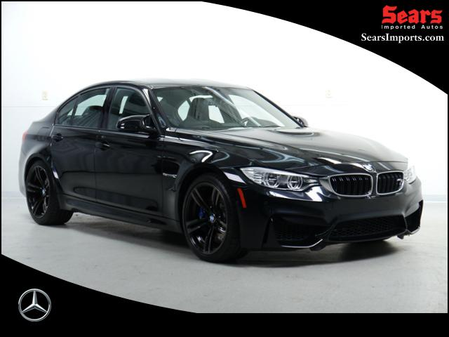 PreOwned BMW M Sedan In Minnetonka Sears Imported - 2015 bmw m3 sedan price