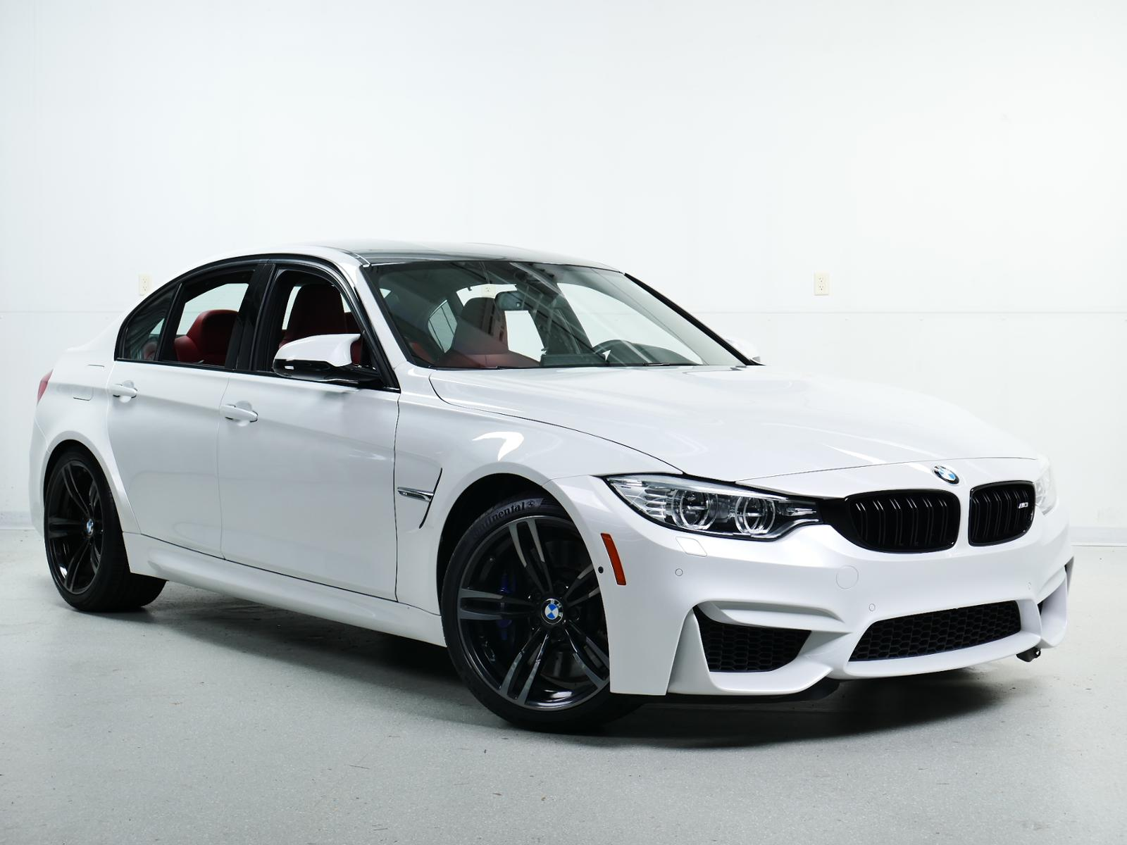 Pre-Owned 2016 BMW M3