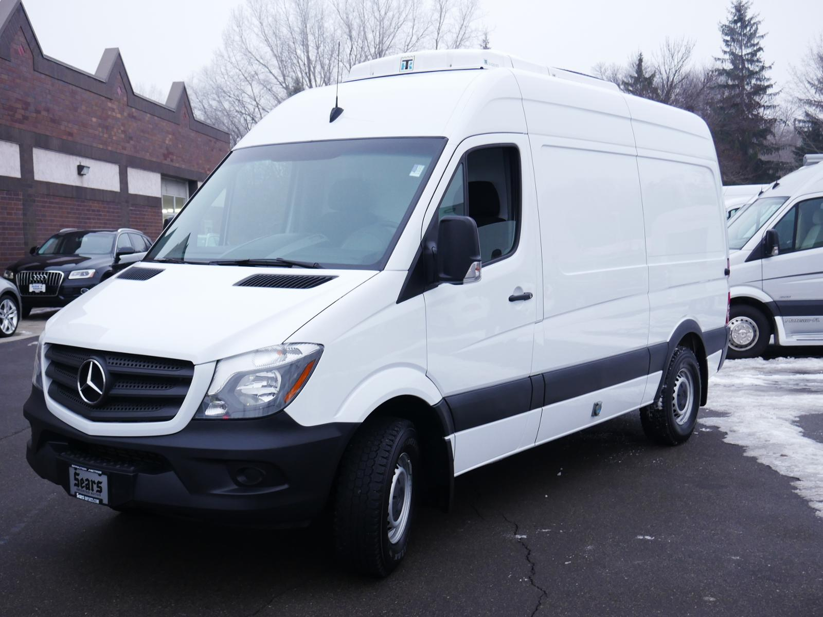 Pre-Owned 2016 Mercedes-Benz Sprinter Cargo Vans 2500 Cargo Van