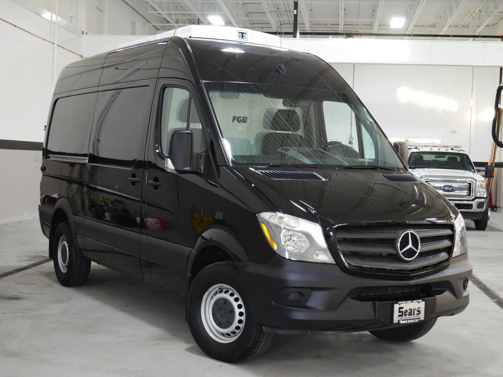 Pre Owned 2016 Mercedes Benz Sprinter Cargo Vans 2500 Van