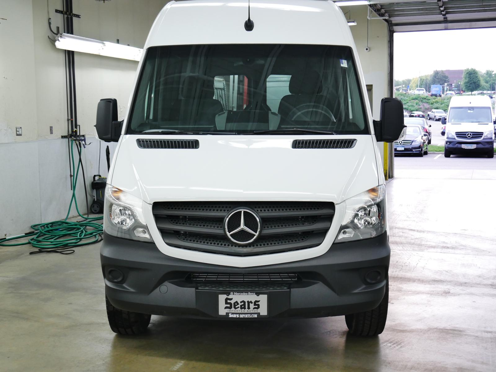 Pre-Owned 2018 Mercedes-Benz Sprinter Cargo Van 2500 Worker Cargo Van
