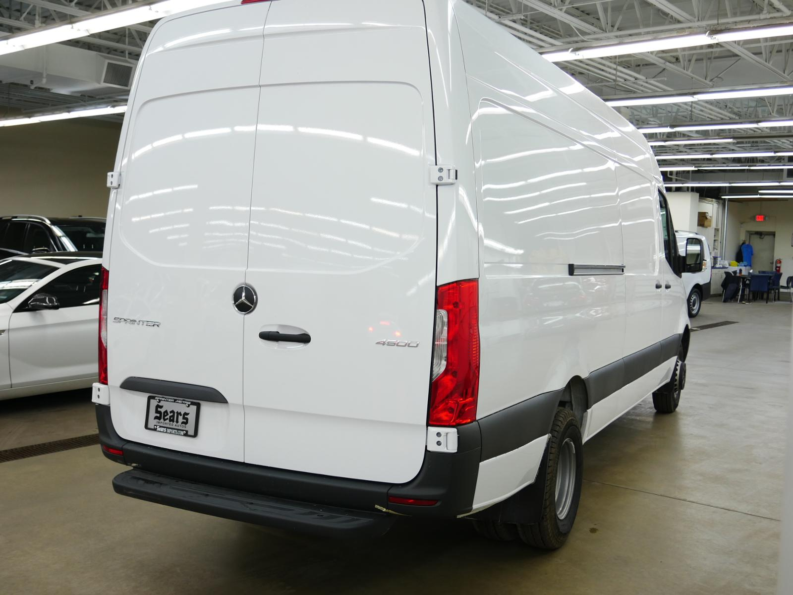 New 2019 Mercedes-Benz Sprinter Cargo Van 4500 Cargo Van