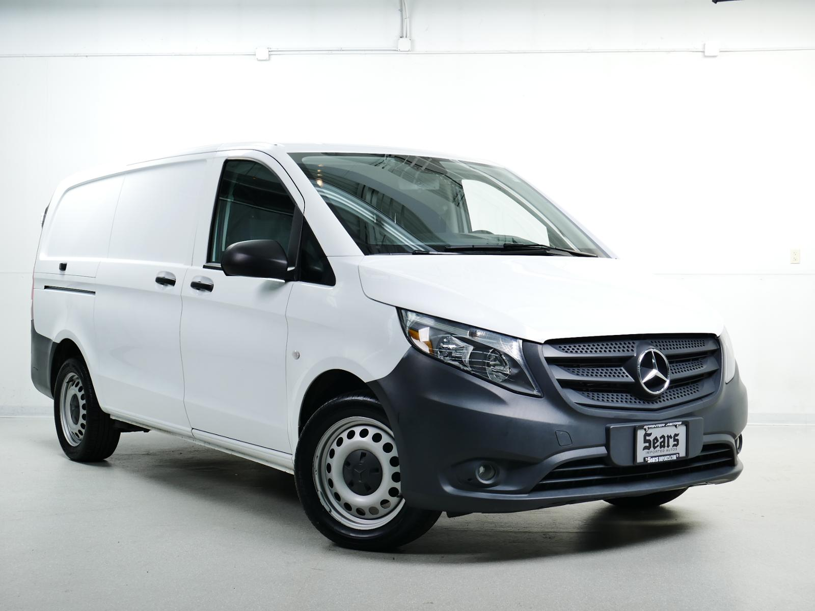 Pre-Owned 2016 Mercedes-Benz Metris Cargo Van Cargo Mini-Van