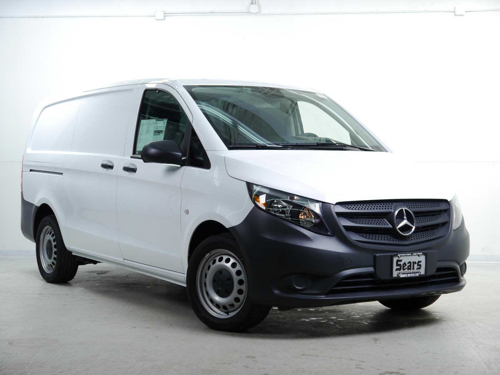 New 2017 mercedes benz metris cargo van cargo van cargo for Mercedes benz house of imports service