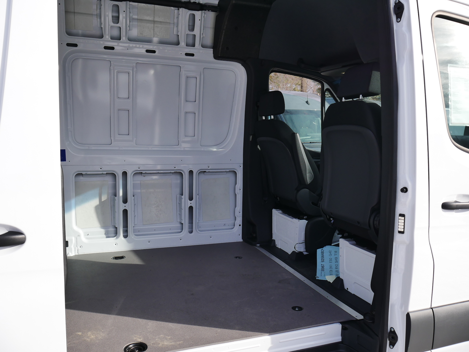 New 2019 Mercedes-Benz Sprinter Cargo Van Cargo Van