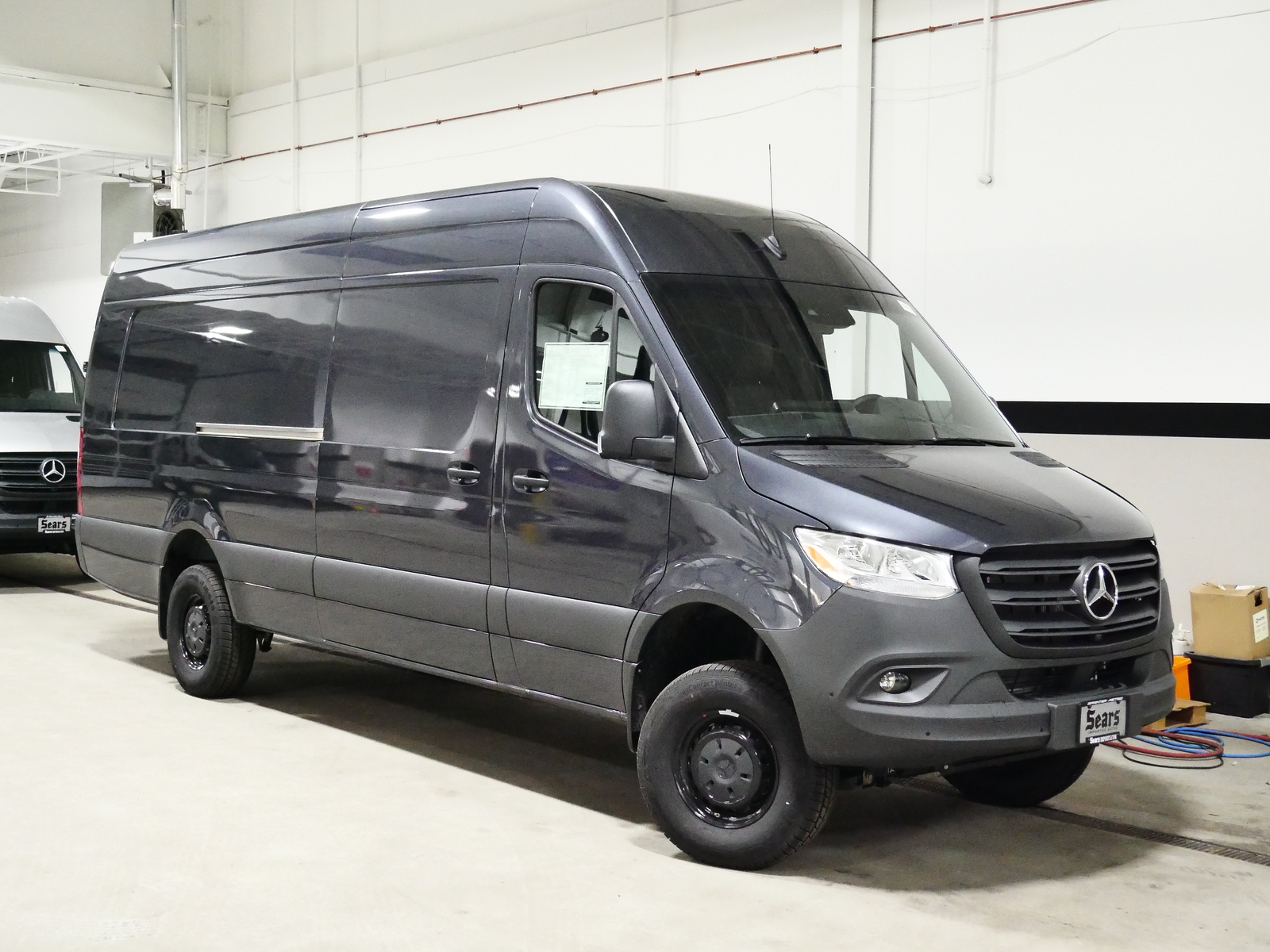 New 2019 Mercedes-Benz Sprinter 2500 2500 Extended Cargo Van