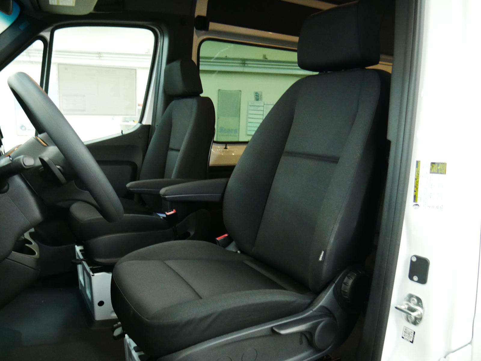 New 2019 Mercedes-Benz Sprinter 2500 2500 Crew Van