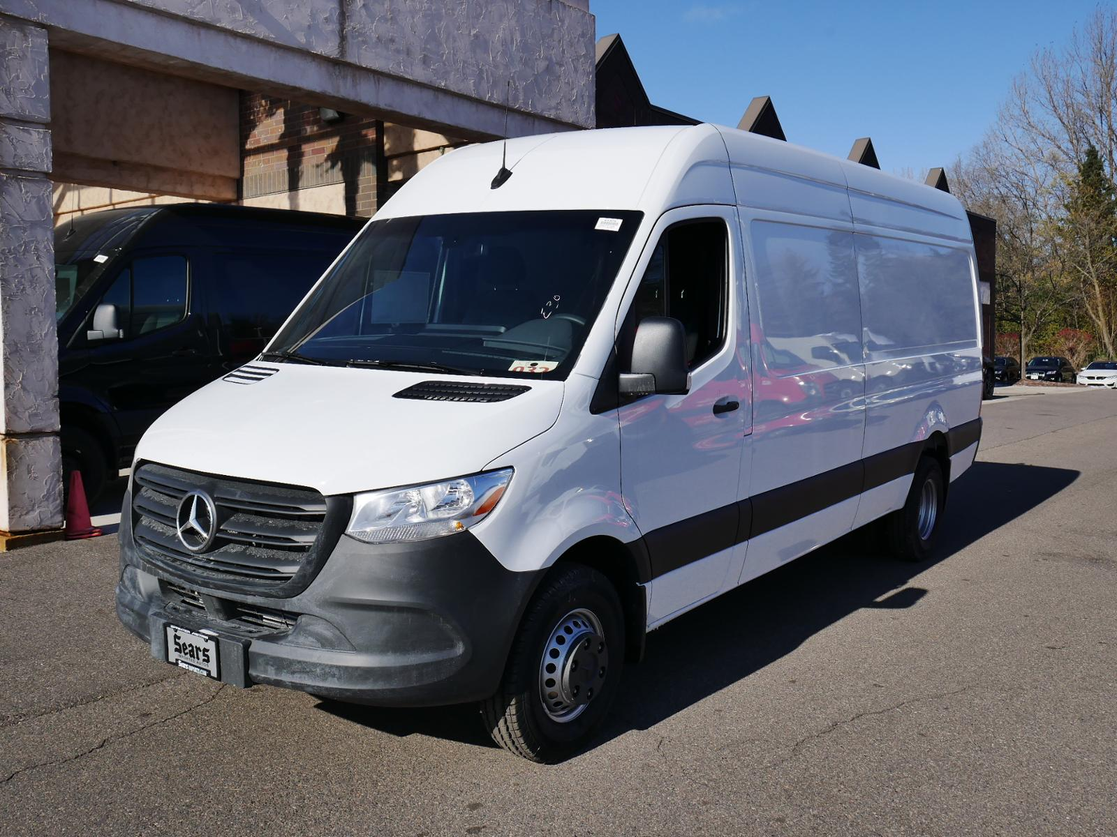 New 2019 Mercedes-Benz Sprinter 3500 3500 Cargo Van