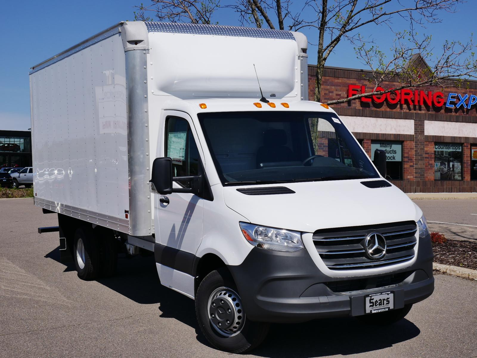 New 2019 Mercedes-Benz Sprinter 3500 Chassis Cab