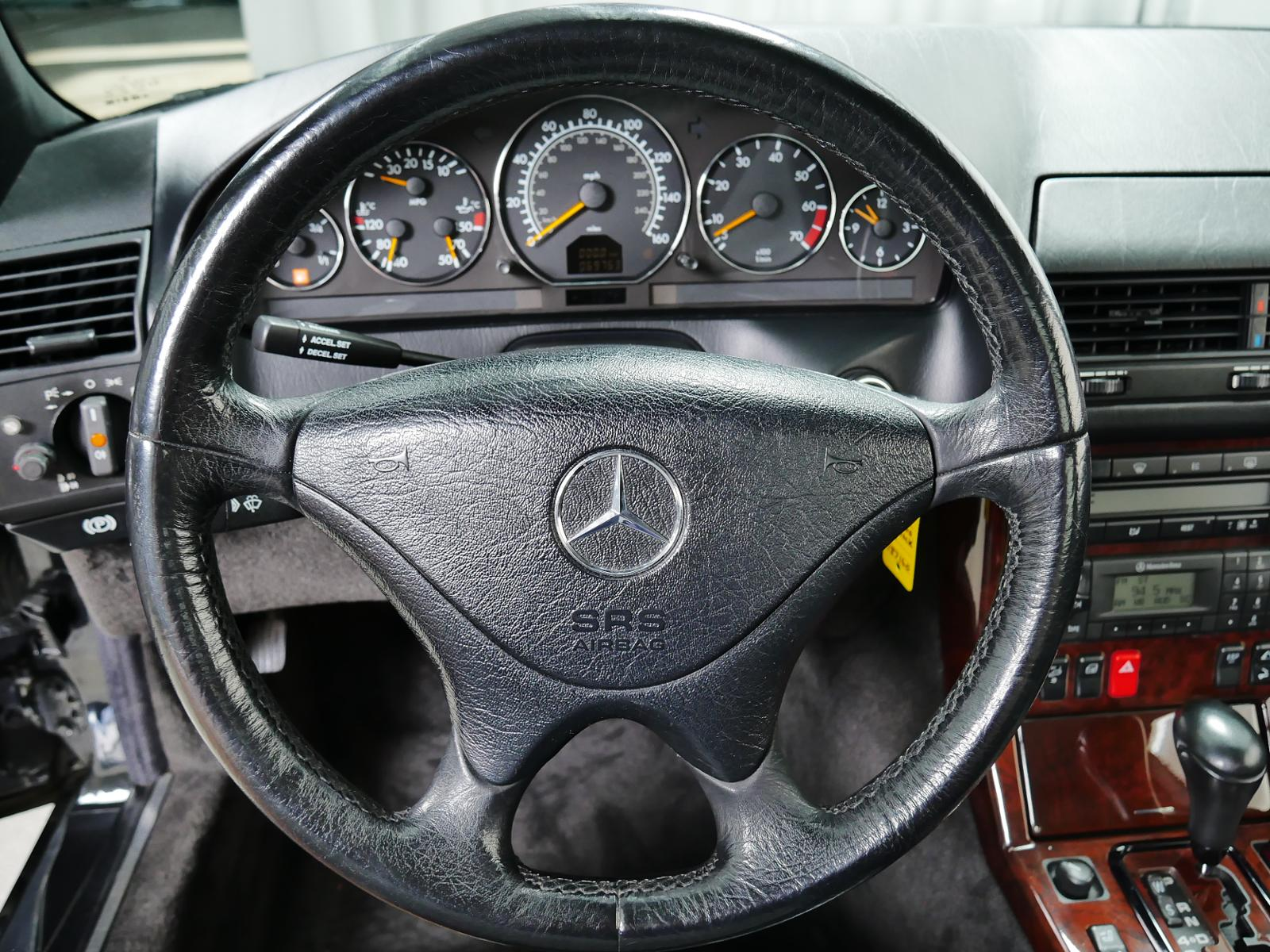 Pre-Owned 1999 Mercedes-Benz SL-Class SL 500