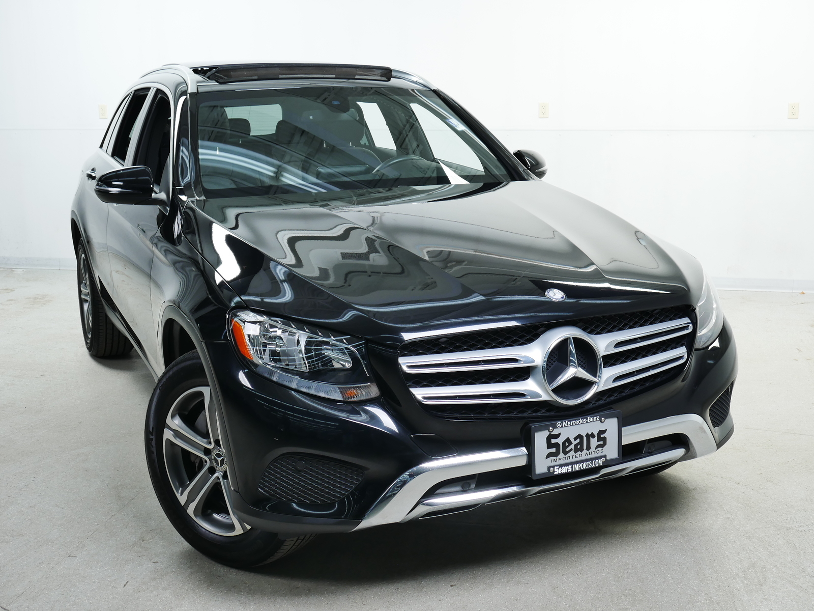 Pre-Owned 2017 Mercedes-Benz GLC GLC 300