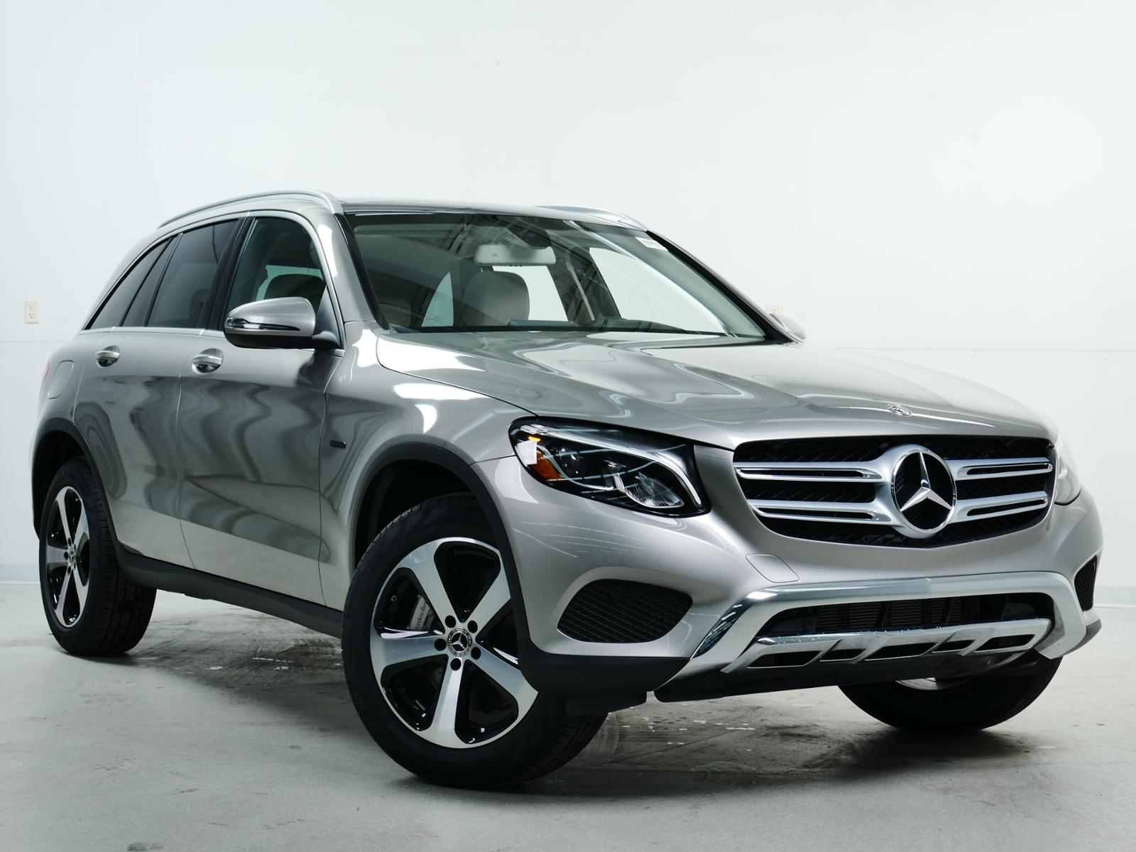 New 2019 Mercedes Benz Glc 350