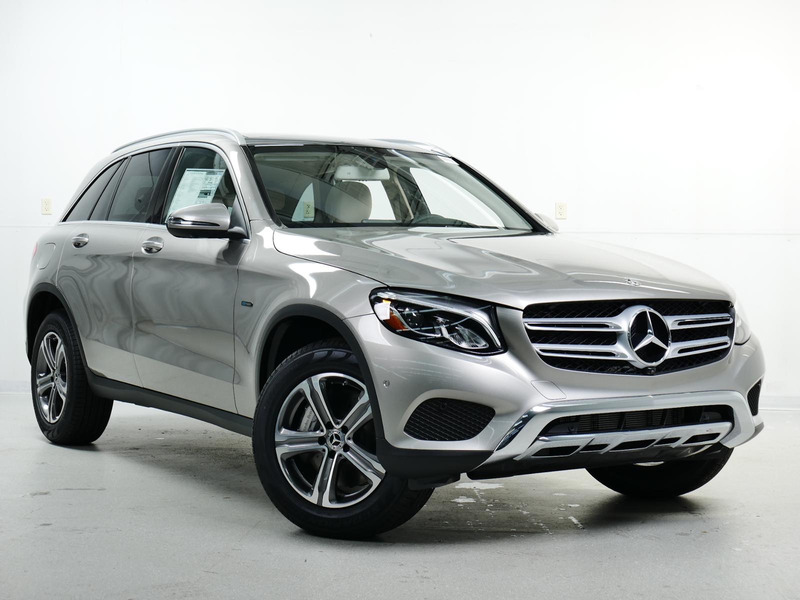 New 2019 Mercedes-Benz GLC 350 4MATIC®