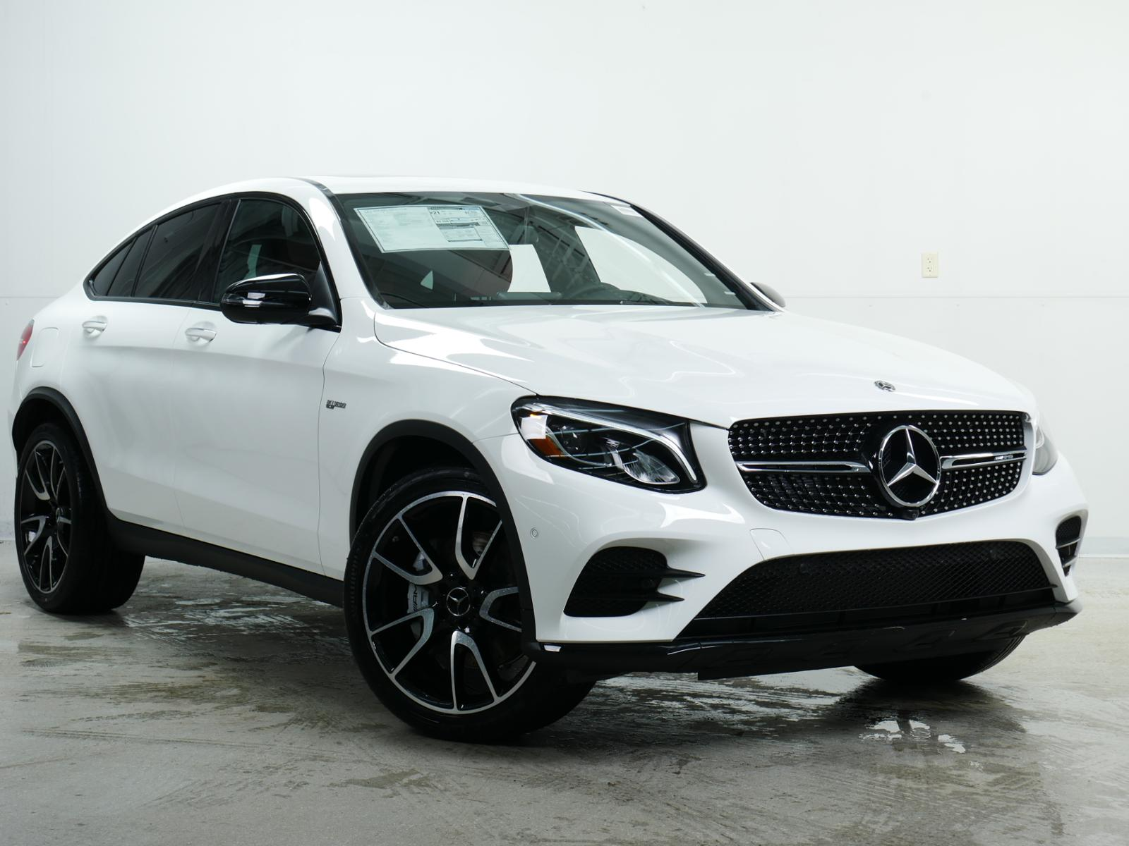 Mercedes Benz 4Matic >> New 2019 Mercedes Benz Glc Amg Glc 43 4matic Coupe Coupe In