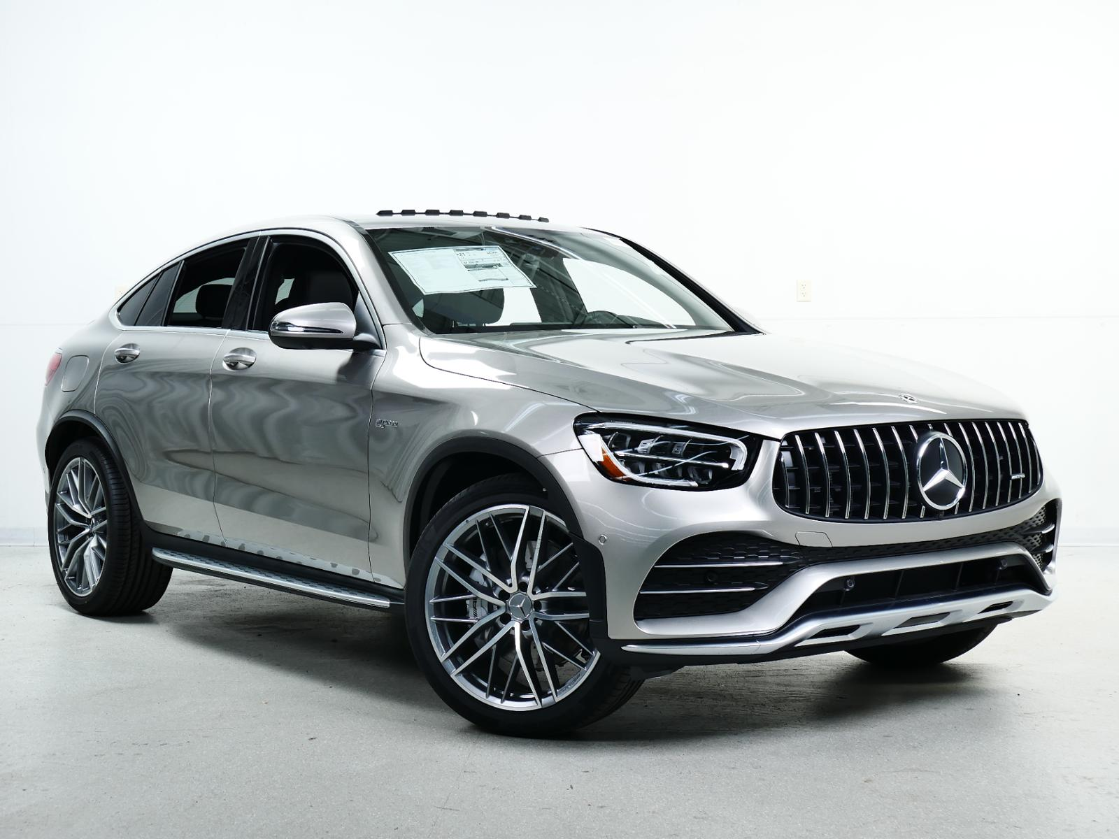 New 2020 Mercedes Benz Glc Amg Glc 43 4matic Coupe Coupe In