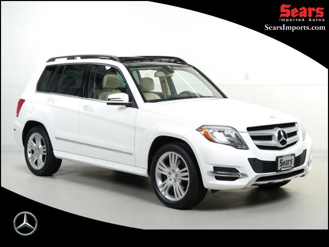 Certified pre owned 2014 mercedes benz glk glk 250 suv in for Authorized mercedes benz service centers near me