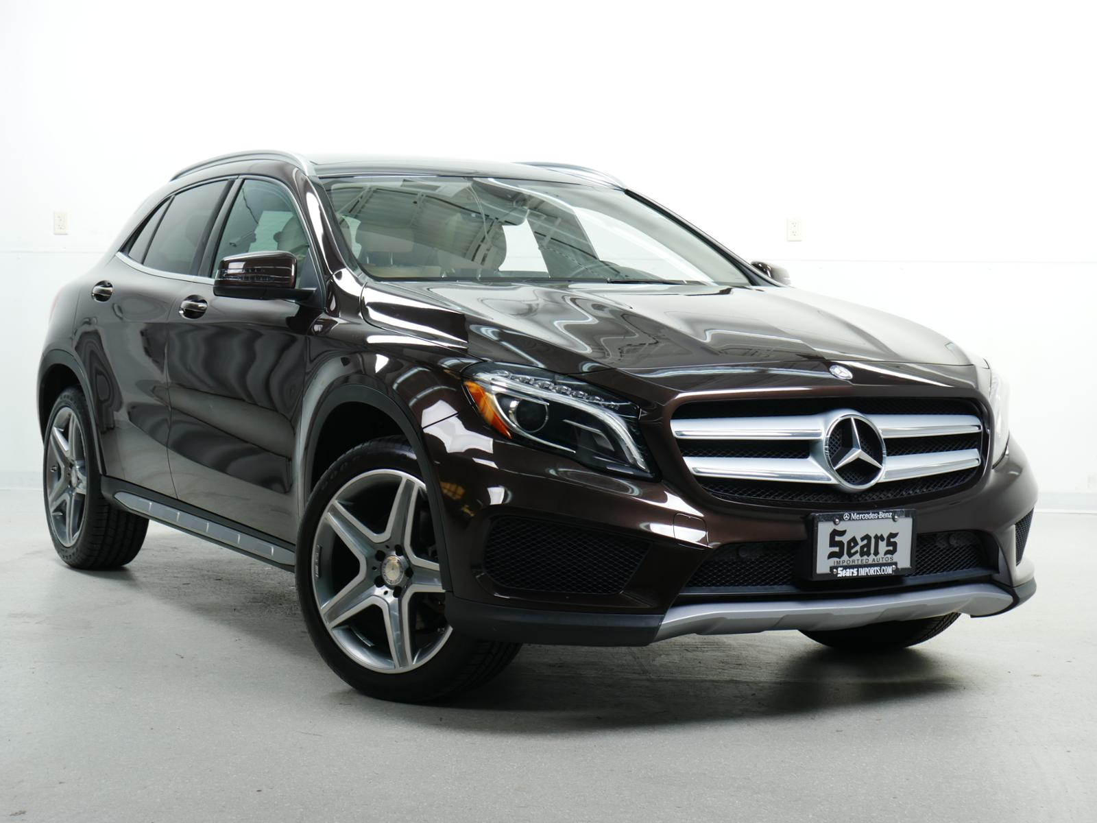 certified pre-owned 2015 mercedes-benz gla gla 250 sport suv in