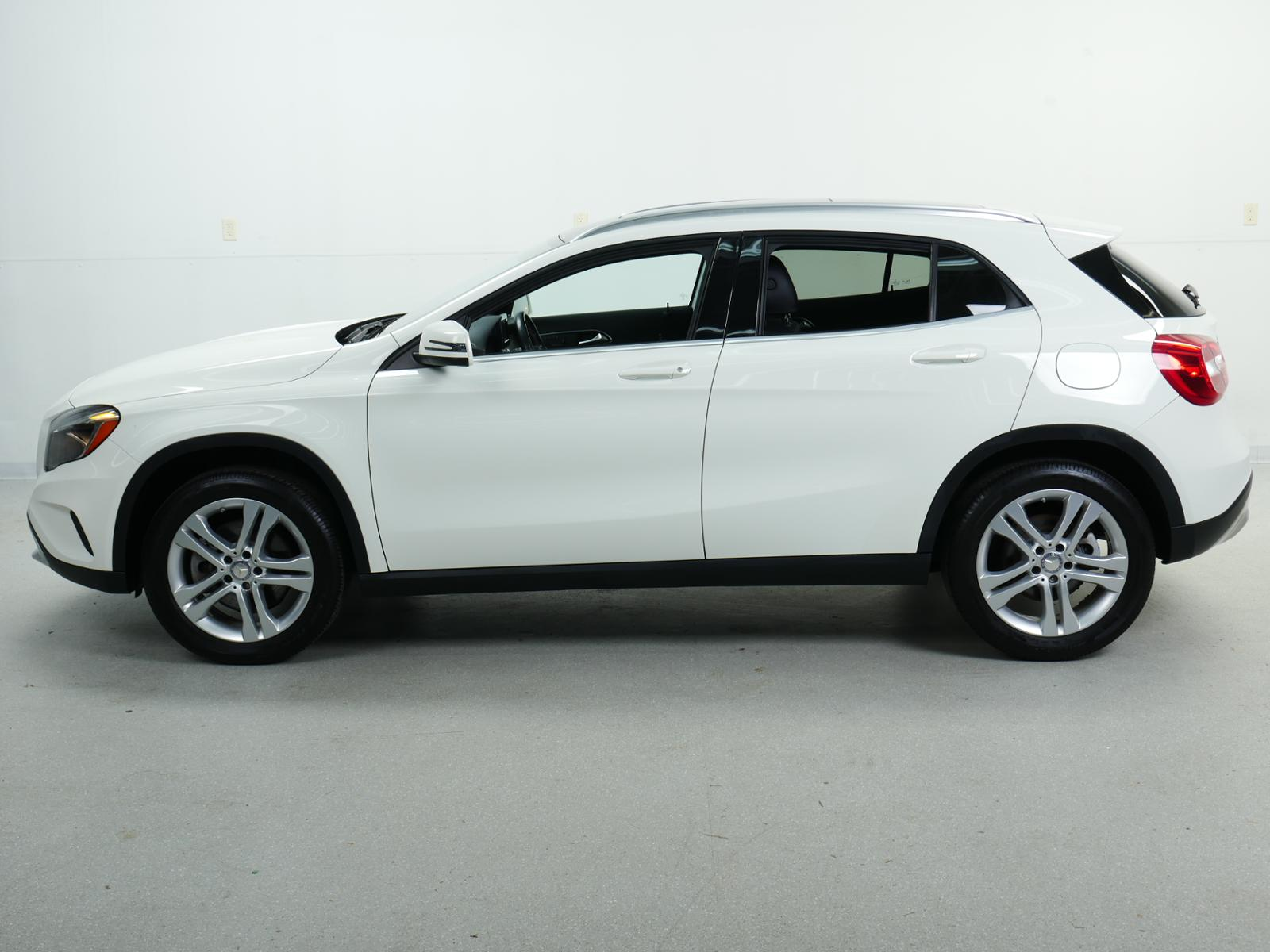 Certified Pre-Owned 2015 Mercedes-Benz GLA GLA 250