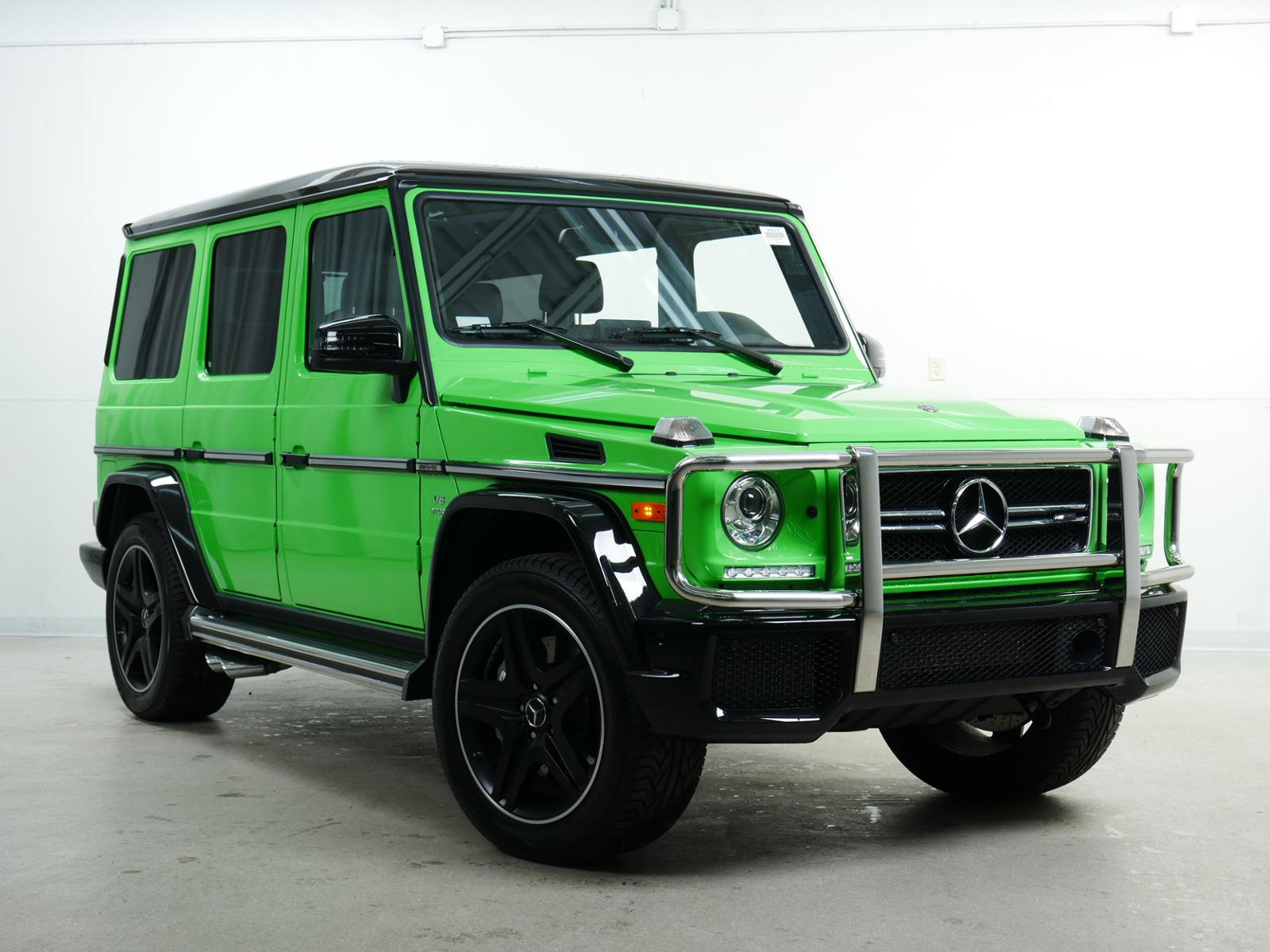 New 2018 mercedes benz g class amg g 63 suv suv in for Mercedes benz house of imports service