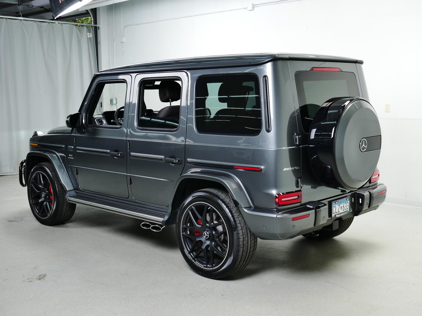Pre-Owned 2019 Mercedes-Benz G-Class AMG® G 63 SUV