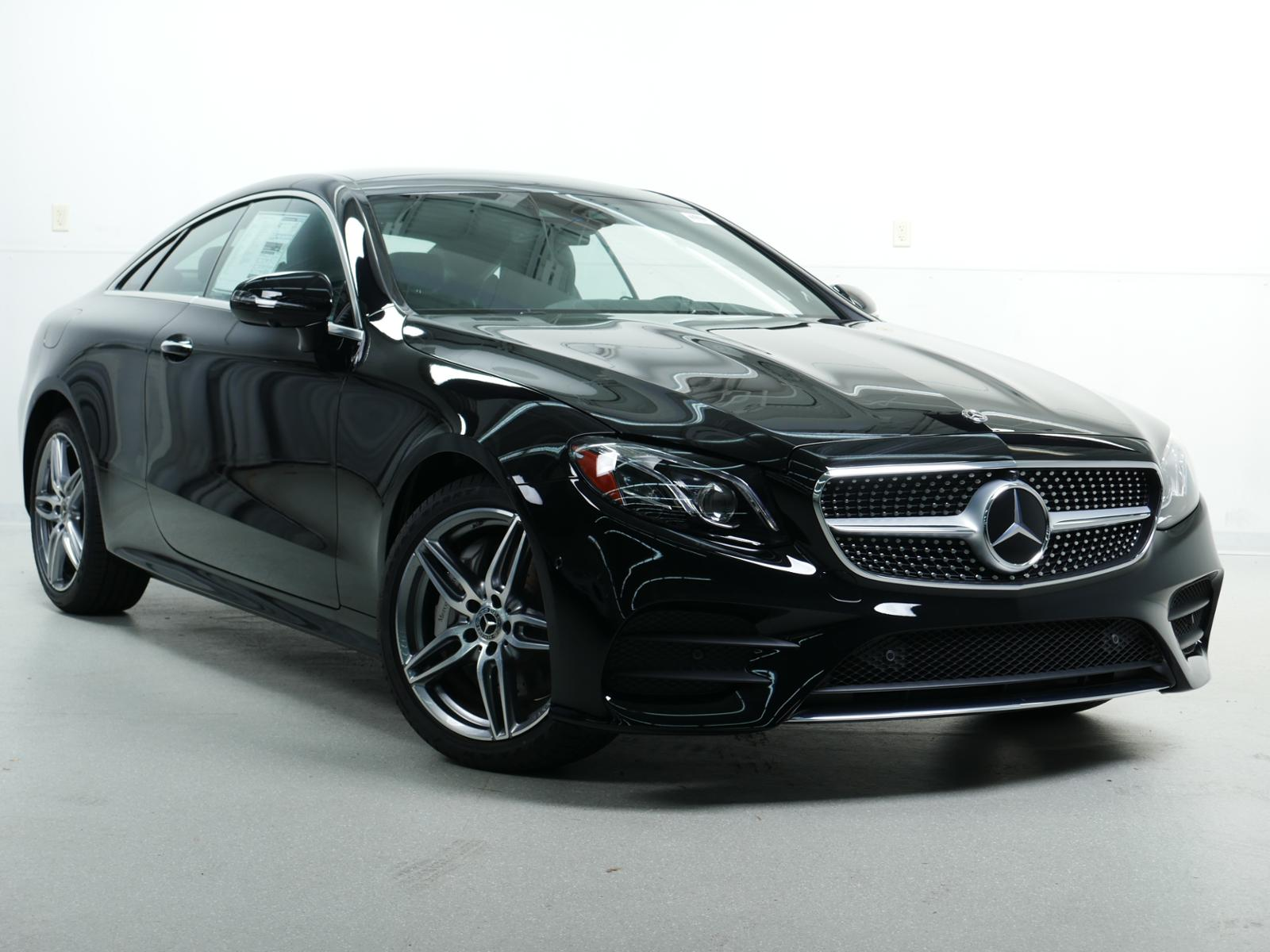 new 2019 mercedes-benz e-class e 450 sport coupe in minnetonka