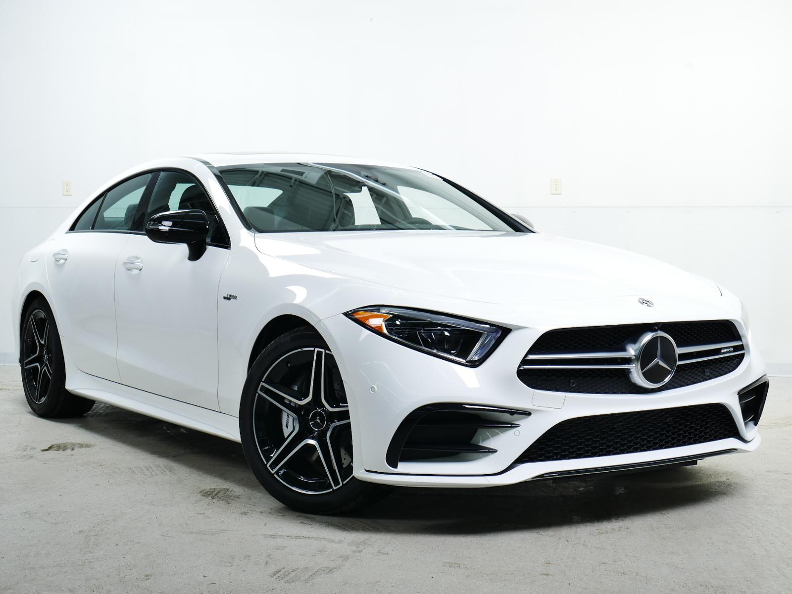 New 2019 Mercedes-Benz AMG® CLS 53 Coupe 4MATIC®