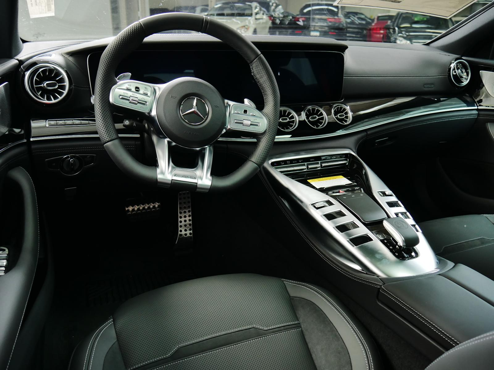 New 2019 Mercedes-Benz AMG® GT AMG® GT C 53