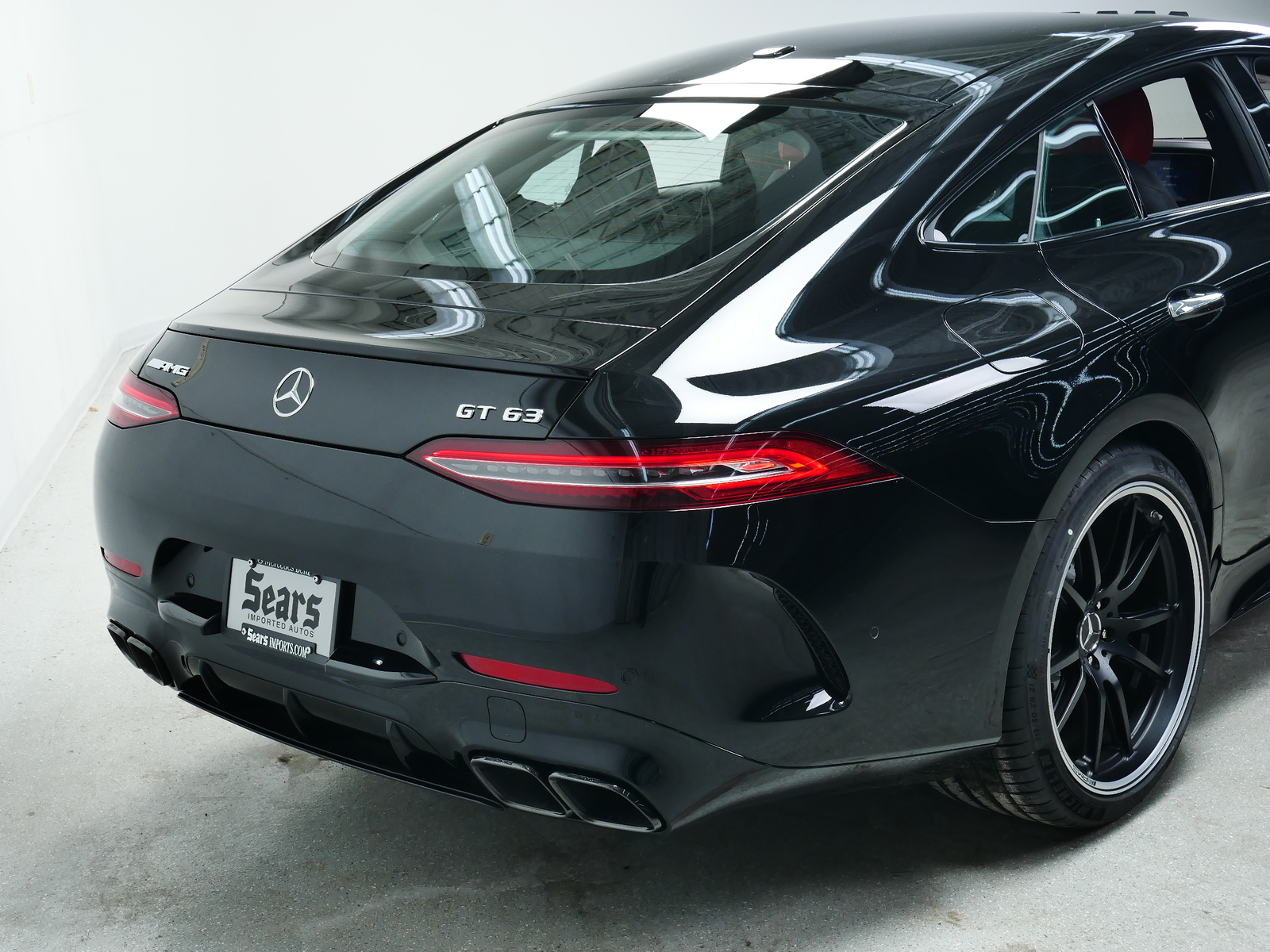 New 2020 Mercedes-Benz AMG® GT AMG® GT 63 4MATIC®