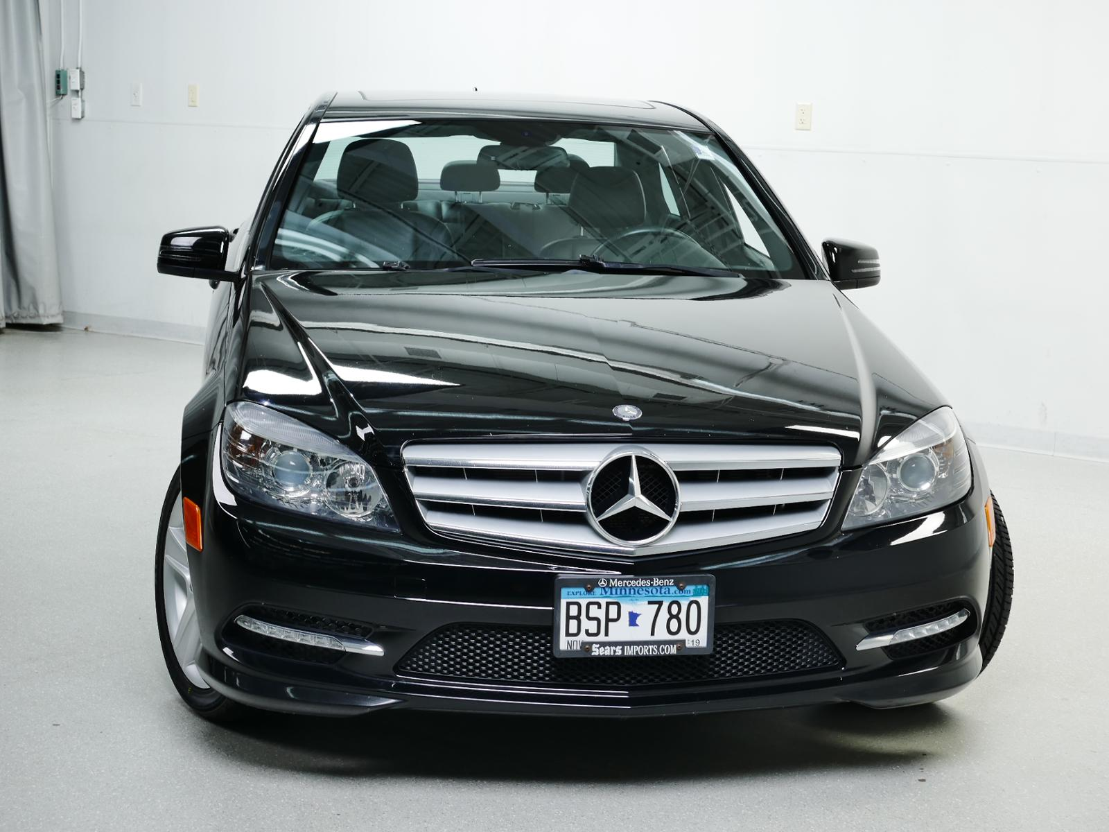 Pre-Owned 2011 Mercedes-Benz C 300 AWD 4MATIC®
